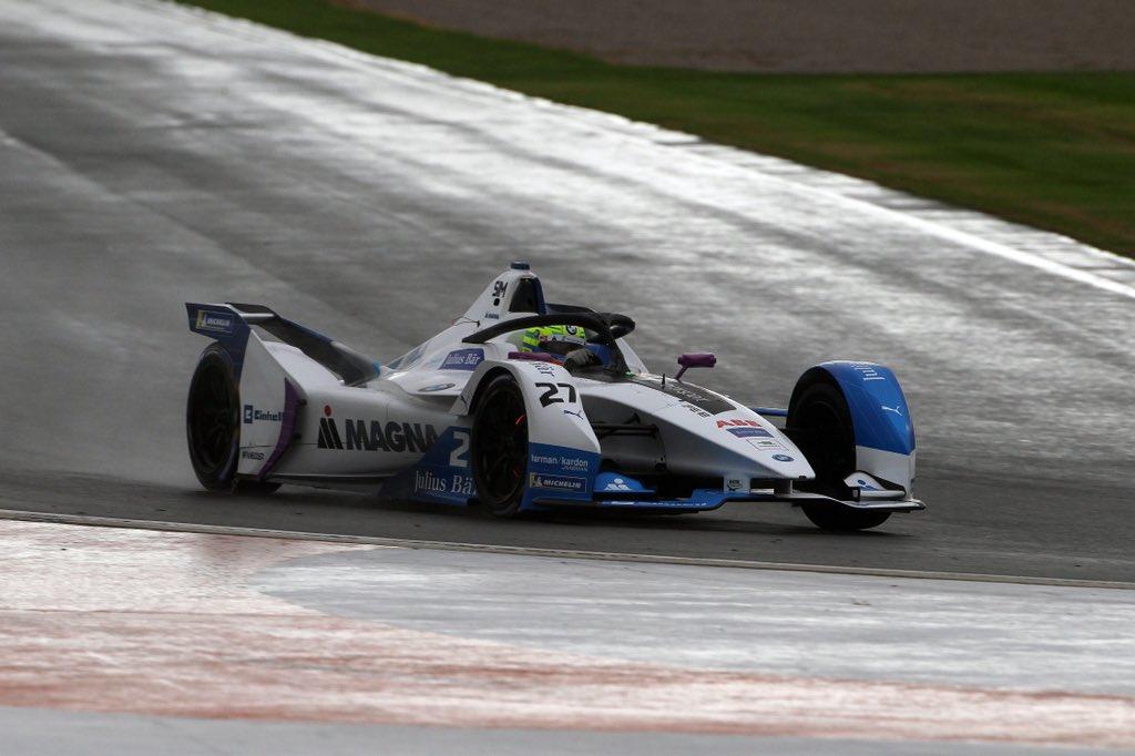 Formula E | Sims ancora leader nell'ultima giornata a Valencia