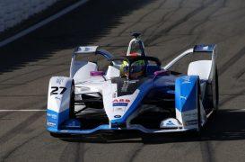 Formula E | BMW e Alexander Sims si presentano con il miglior tempo a Valencia