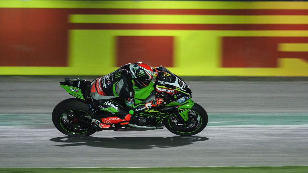 SBK | GP Qatar: Tom Sykes all'ultima Superpole con Kawasaki