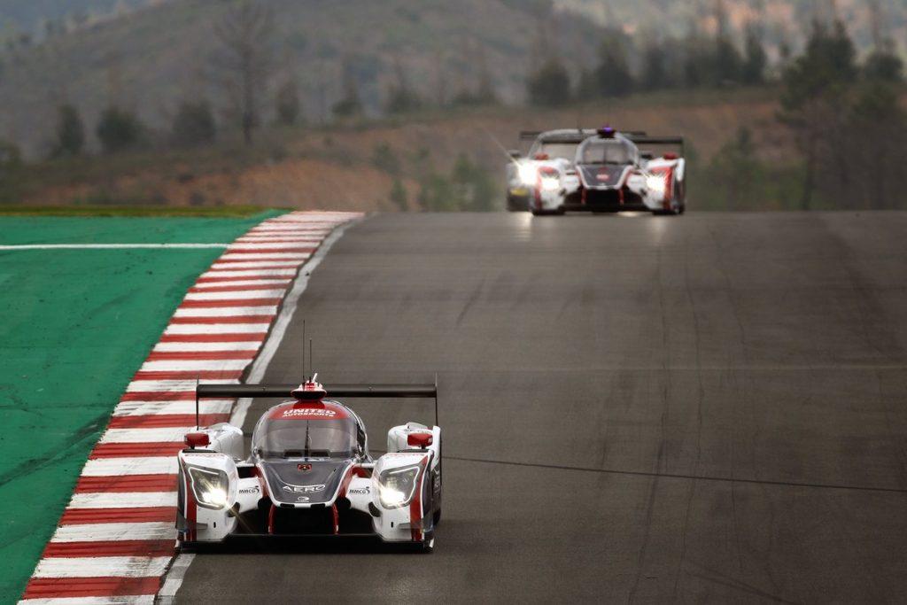 ELMS Portimão: due di fila per United Autosports, RLR vince in LMP3 e Proton trionfa tra le GTE
