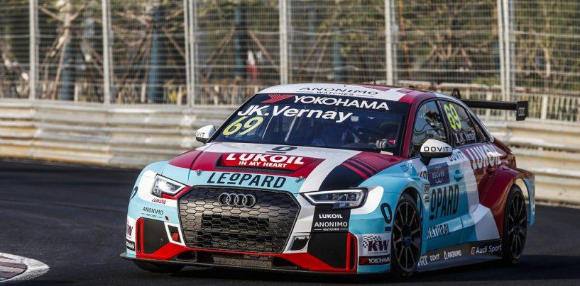 "<span class=""entry-title-primary"">WTCR | Wuhan: festival Audi in qualifica, Vernay in pole</span> <span class=""entry-subtitle"">Cinque RS3 nelle prime sei posizioni, si inserisce solo Oriola secondo</span>"