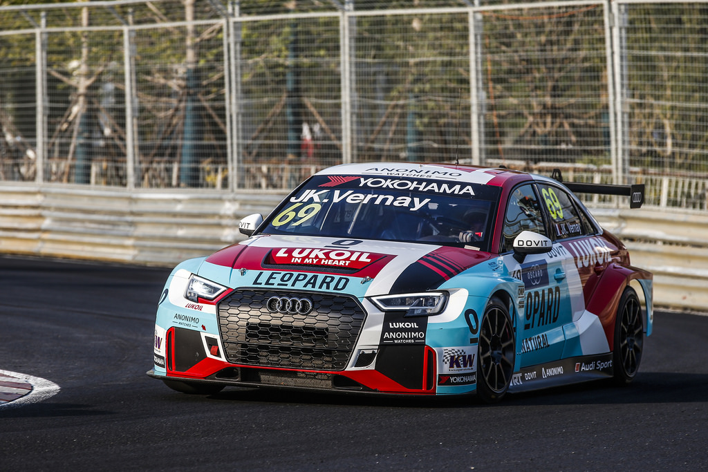 WTCR | Wuhan: festival Audi in qualifica, Vernay in pole