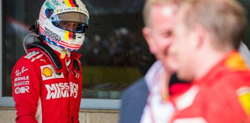 """<span class=""""entry-title-primary"""">Immagini che valgono mille parole</span> <span class=""""entry-subtitle"""">Dal web uno scatto di Vettel racconta un dramma sportivo</span>"""