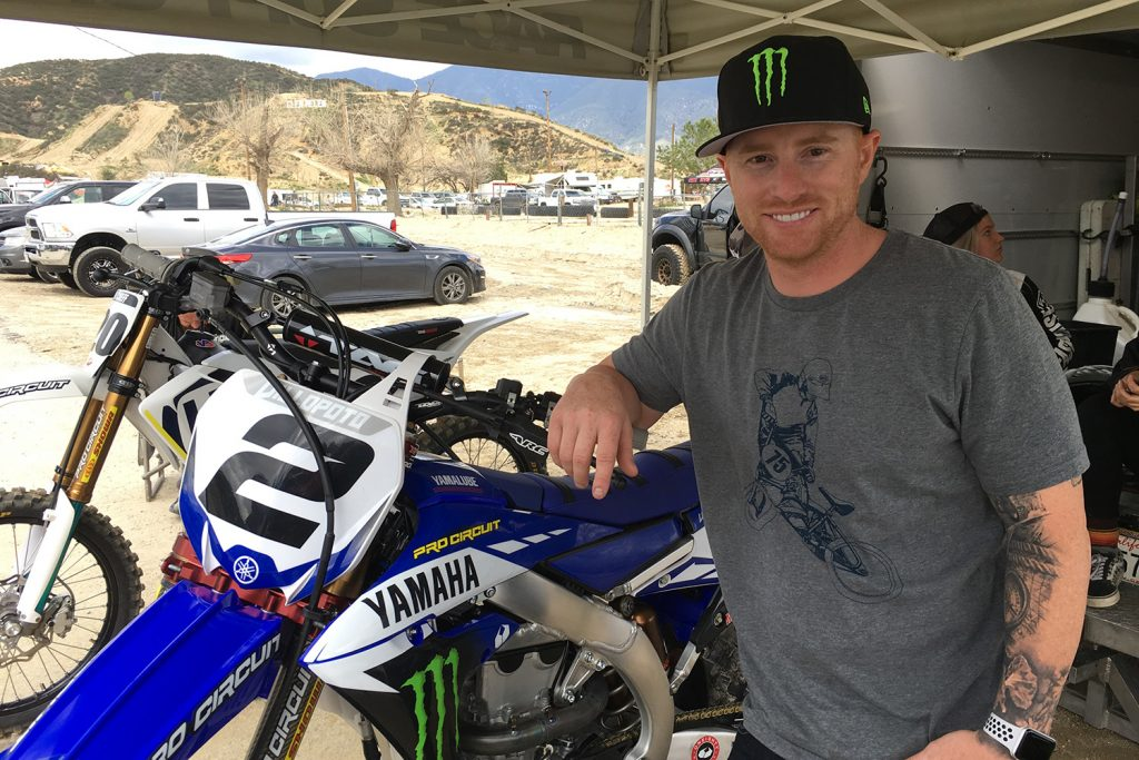 SUPERCROSS | Ryan Villopoto parteciperà alla Monster Energy Cup!