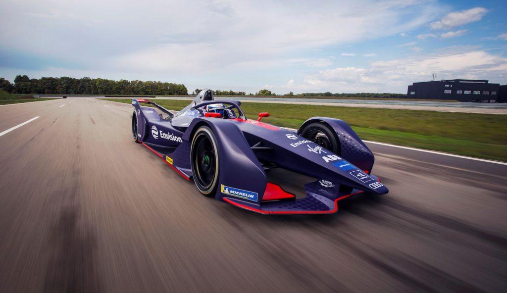 Formula E | Robin Frijns al fianco di Sam Bird nel team Virgin