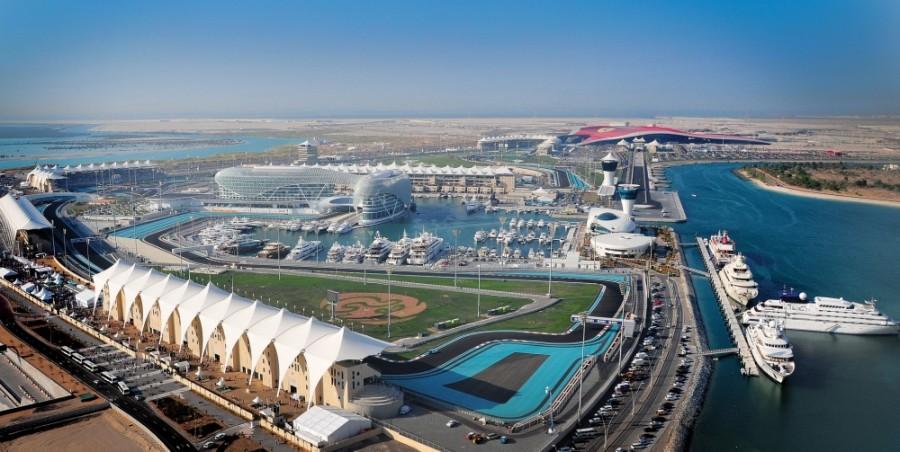 WRX | Abu Dhabi new entry del campionato nel 2019