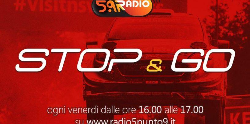 """<span class=""""entry-title-primary"""">""""Stop&Go"""" live venerdì 23 novembre alle ore 16.00 su Radio 5.9</span> <span class=""""entry-subtitle"""">La trasmissione di P300 in diretta fino alle 17</span>"""