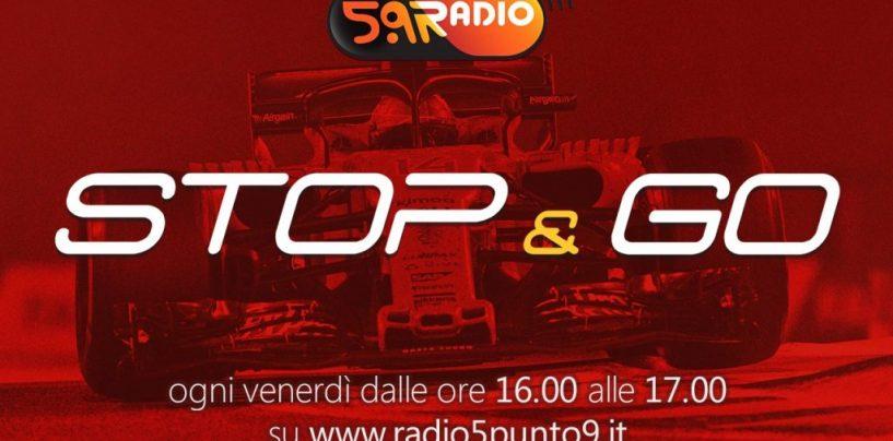 """<span class=""""entry-title-primary"""">""""Stop&Go"""" live venerdì 7 dicembre alle ore 16.00 su Radio 5.9</span> <span class=""""entry-subtitle"""">La trasmissione di P300 in diretta fino alle 17</span>"""