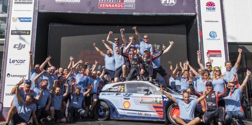 "<span class=""entry-title-primary"">WRC | Rally d'Australia 2018 - Anteprima</span> <span class=""entry-subtitle"">Entrambi i titoli ancora in gioco in un weekend che si preannuncia infuocato</span>"