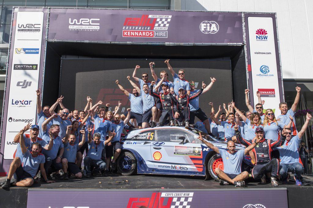 WRC | Rally d'Australia 2018 - Anteprima