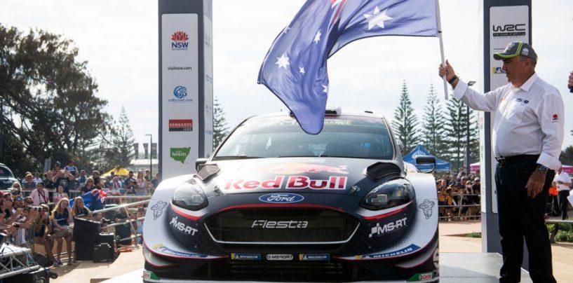 "<span class=""entry-title-primary"">WRC | Australia: Neuville perde 40 secondi, Ogier risale settimo</span> <span class=""entry-subtitle"">Al comando le Citroën di Østberg e Breen davanti a Latvala</span>"