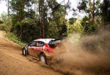WRC | Australia: Østberg detta il passo, Neuville precede Ogier