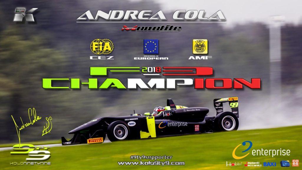 Benvenuto ad Andrea Cola su P300.it! 1