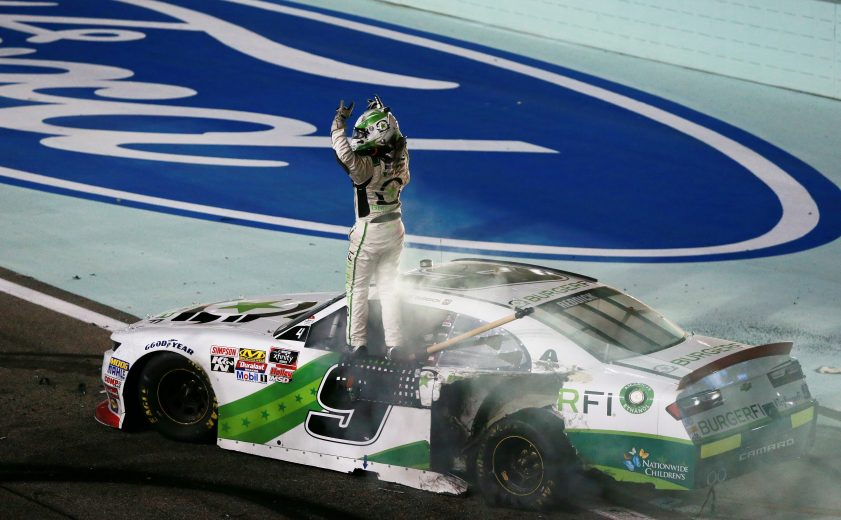 NASCAR | Sorpresa a Homestead: Reddick vince la Xfinity Series!