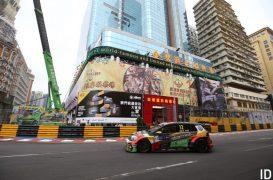 WTCR | Macao: seconda pole per Huff, Tarquini sbatte ed è 14°