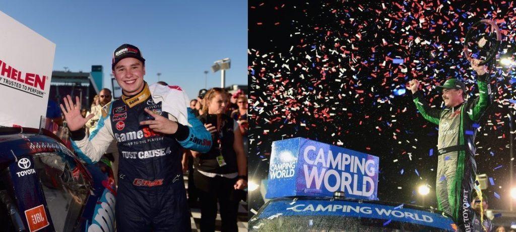 NASCAR | Bell e Moffitt vincono a Phoenix, per loro un posto a Homestead