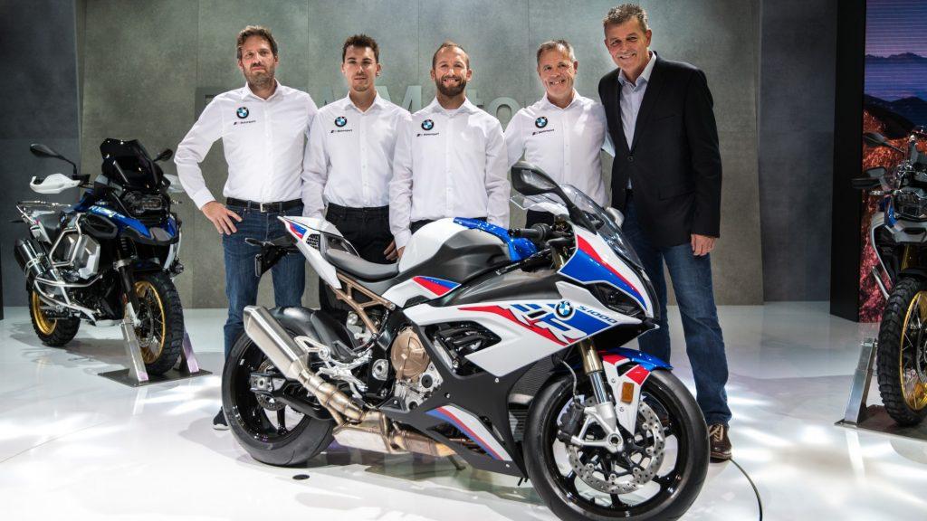 SBK | BMW e SMR tornano insieme, Sykes e Reiterberger come titolari