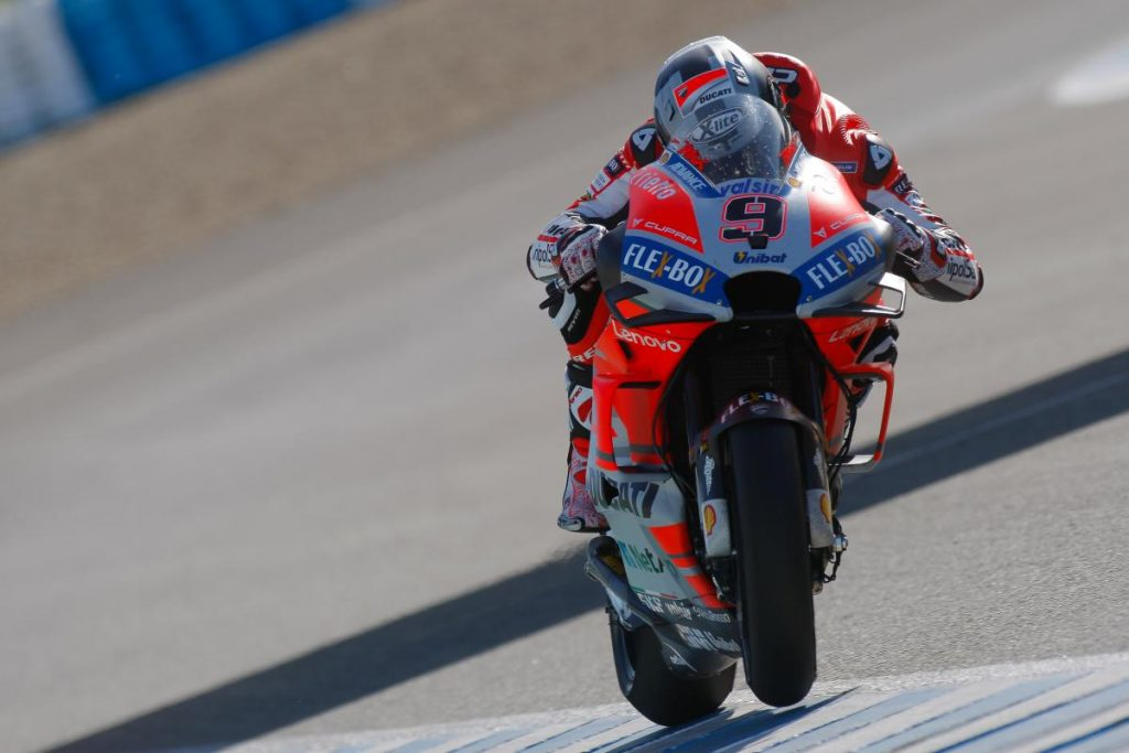 MotoGP   Test Jerez, il resoconto della prima giornata