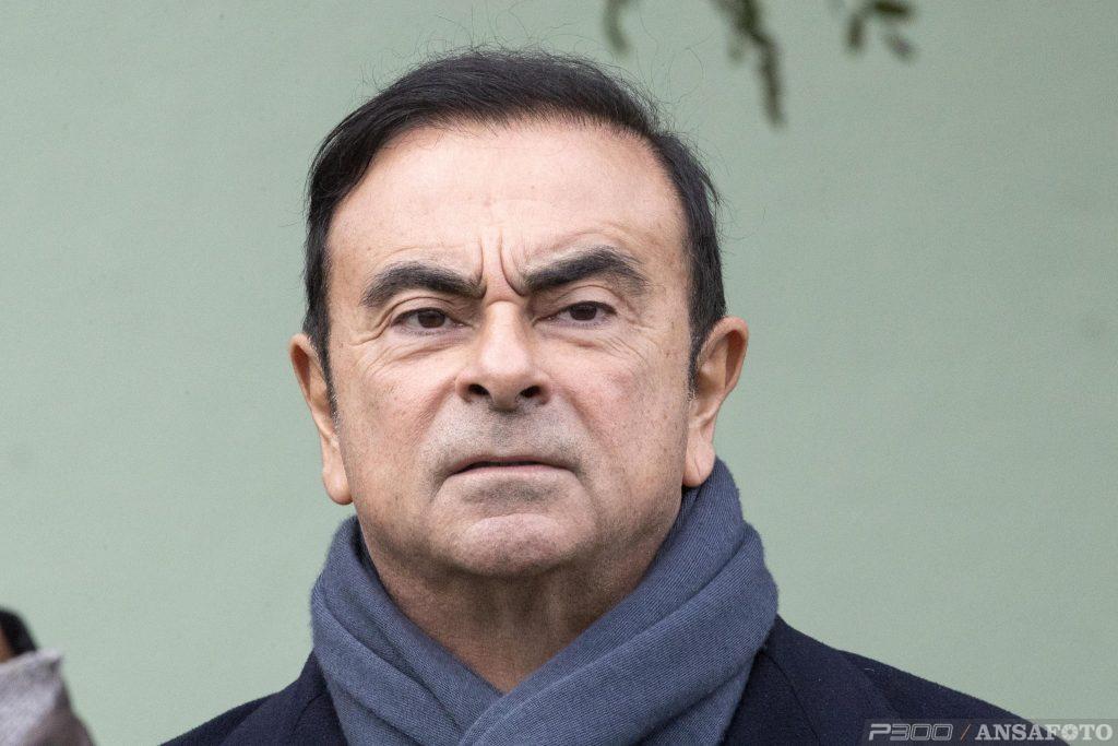 F1 | Arrestato Carlos Ghosn, amministratore delegato del gruppo Renault-Nissan