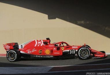 F1 | Abu Dhabi test day 1: Vettel al comando, Stroll terzo al debutto in Force India