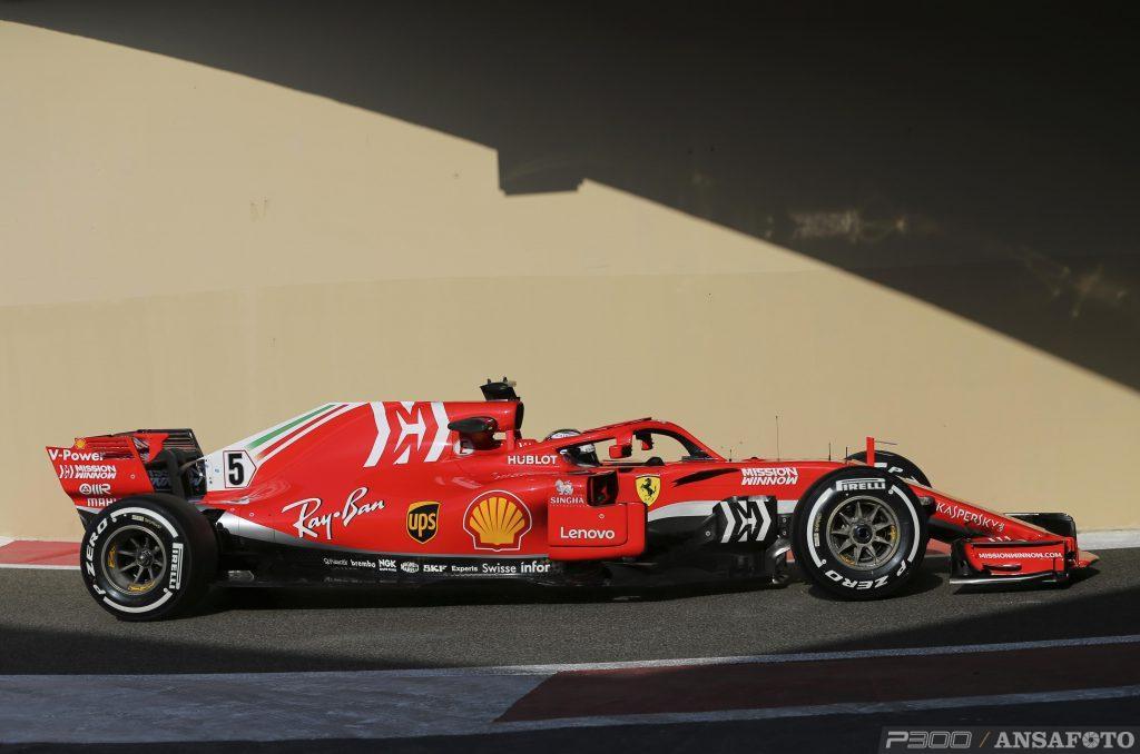 F1   Abu Dhabi test day 1: Vettel al comando, Stroll terzo al debutto in Force India