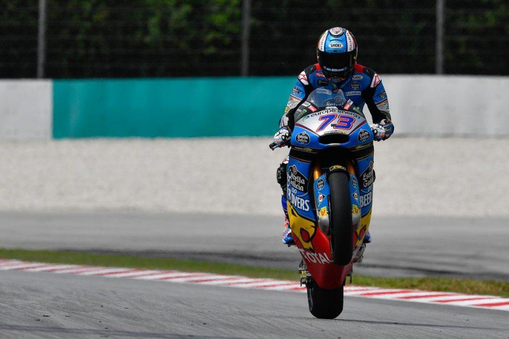 Moto2 | GP Malesia: Álex Márquez in pole position su Marini e Quartararo