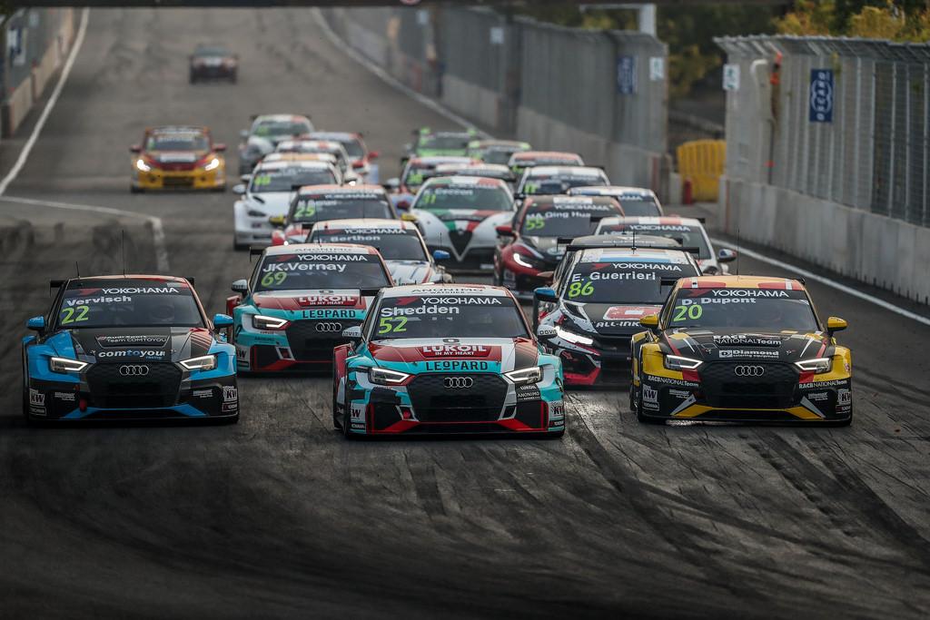 WTCR | Audi conferma i suoi piloti per il 2019