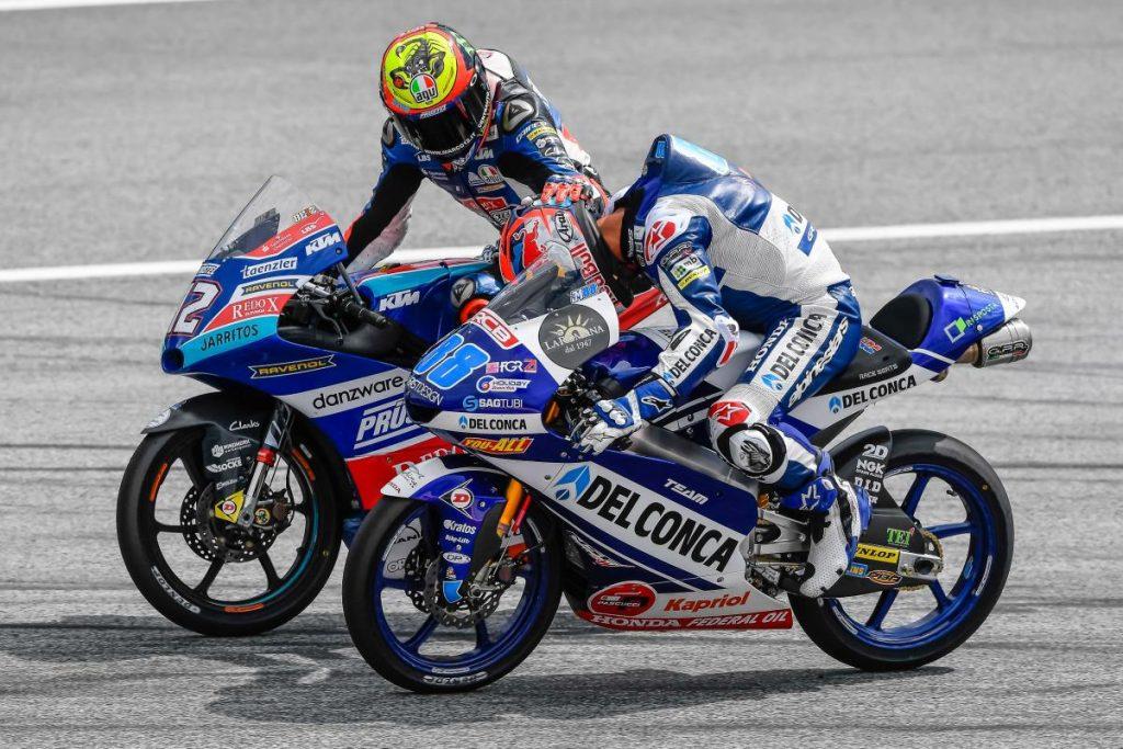 Moto3 | GP Malesia: Jorge Martín ancora in pole, Bezzecchi a 32 millesimi
