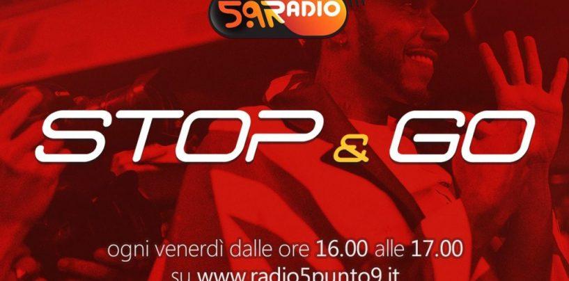 """<span class=""""entry-title-primary"""">""""Stop&Go"""" live venerdì 16 novembre alle ore 16.00 su Radio 5.9</span> <span class=""""entry-subtitle"""">La trasmissione di P300 in diretta fino alle 17</span>"""