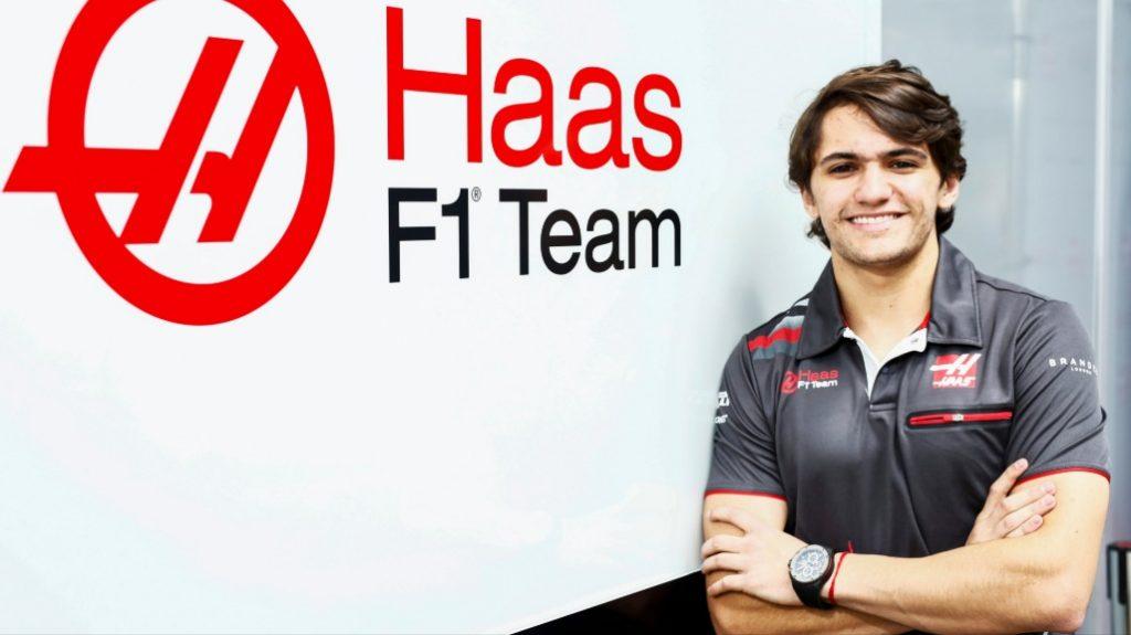 F1 | Pietro Fittipaldi nuovo test driver del team Haas