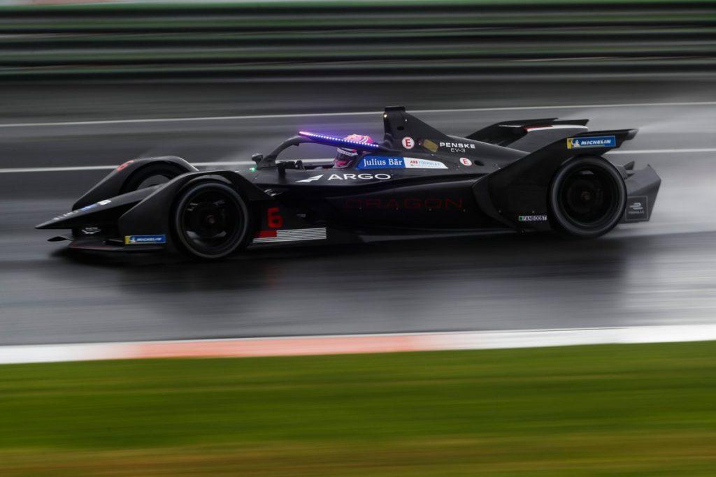 Formula E | Maximilian Günther seconda guida del team Dragon