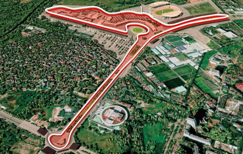 F1   Ufficiale il Gran Premio del Vietnam dal 2020