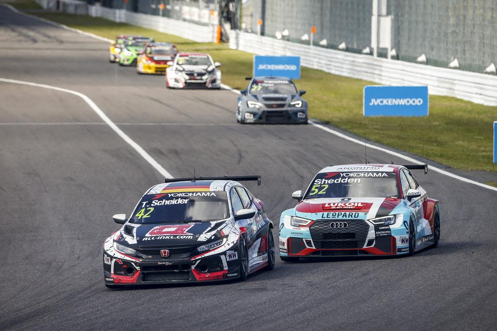 WTCR | Sconto per le Hyundai a Macao, Audi e Honda le vetture più pesanti