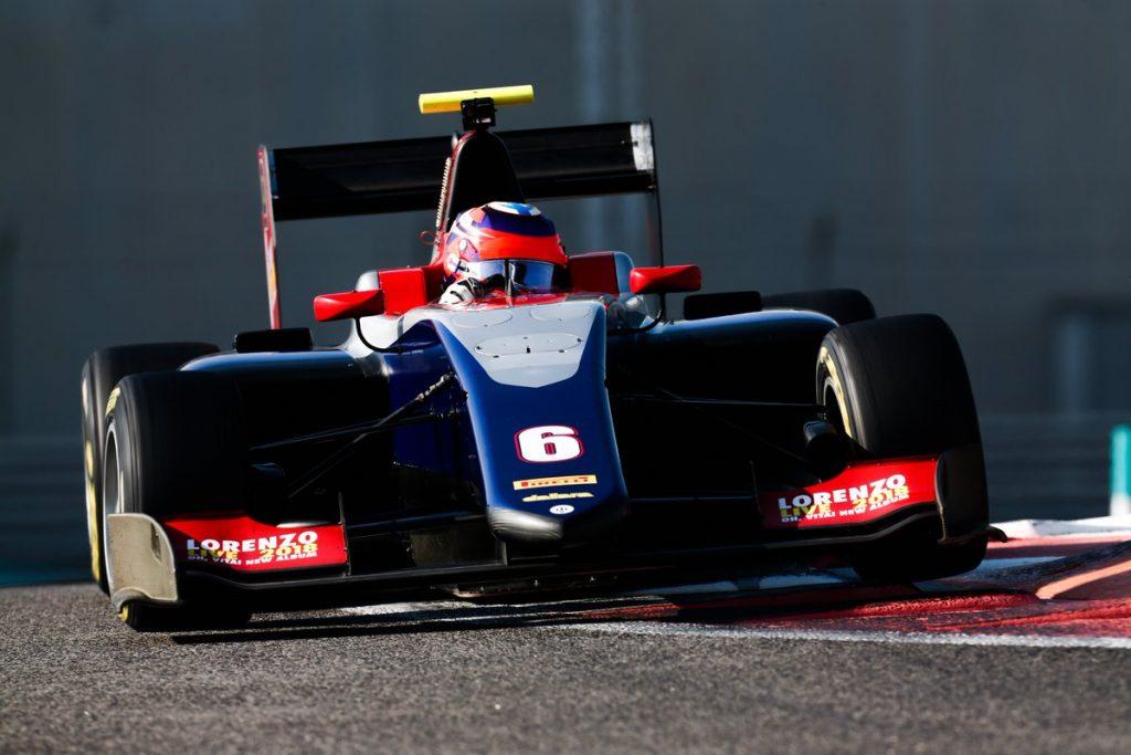 GP3 | Niko Kari al comando nella prima giornata di test ad Abu Dhabi