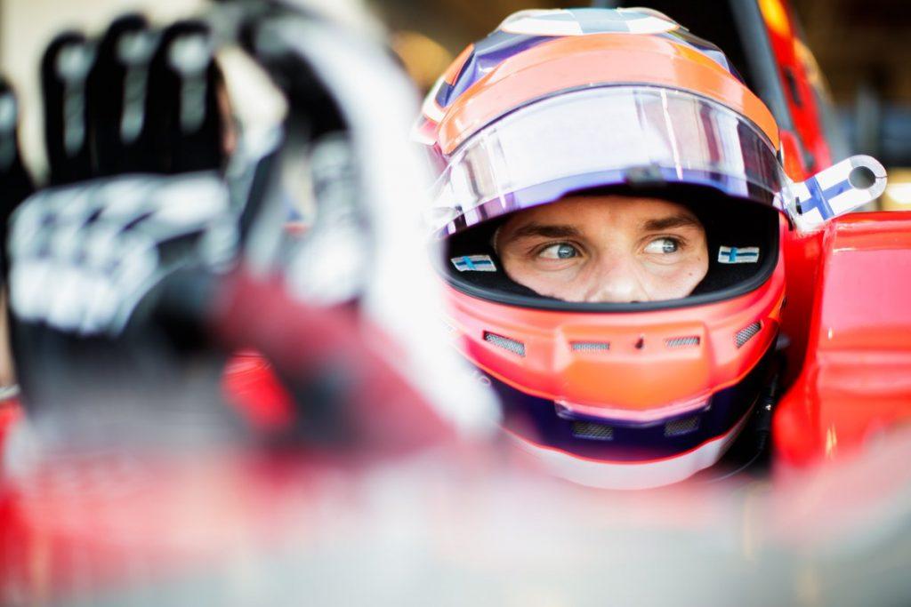 GP3 | Kari continua a volare nei test di Abu Dhabi