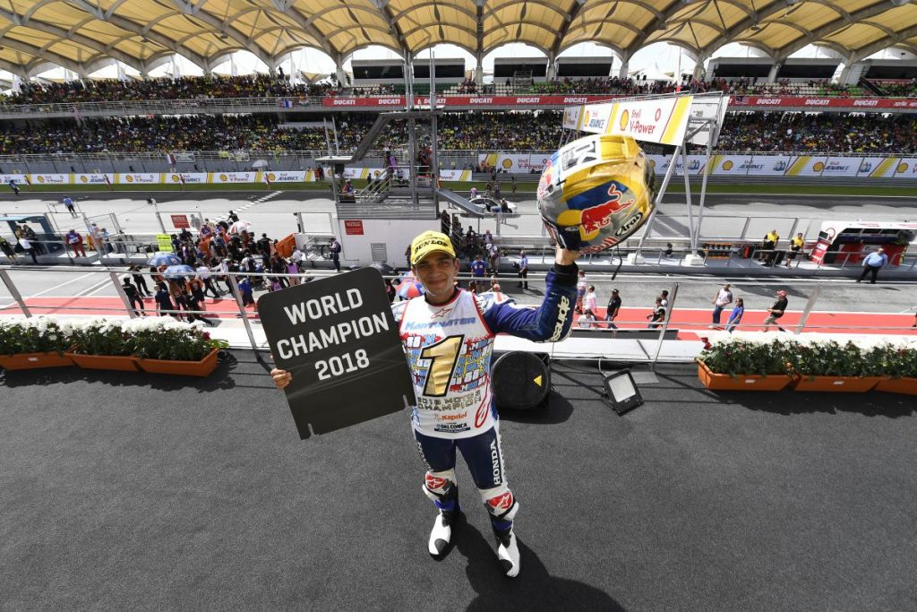 Moto3 | GP Malesia: vittoria e titolo mondiale per Jorge Martín!