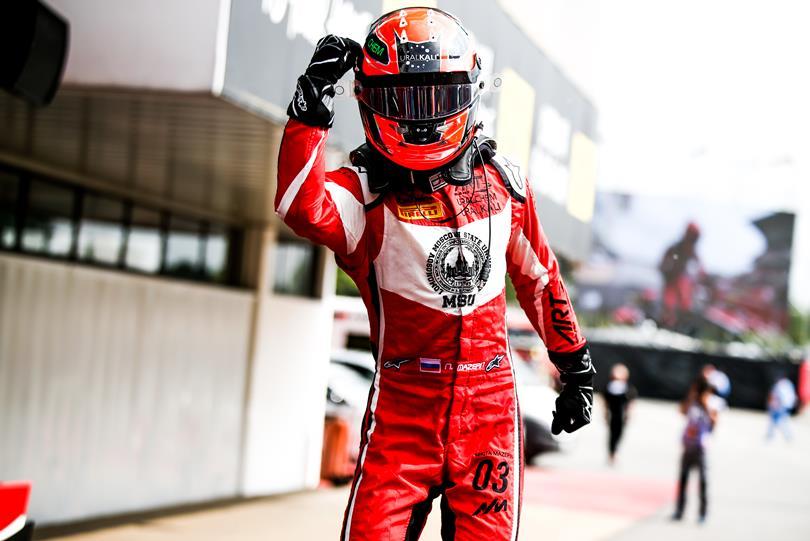 F2 | ART Grand Prix promuove Nikita Mazepin dalla GP3