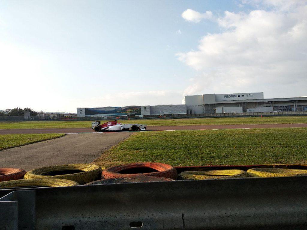 F1 | Tatiana Calderon ha completato due giorni di test a Fiorano 2