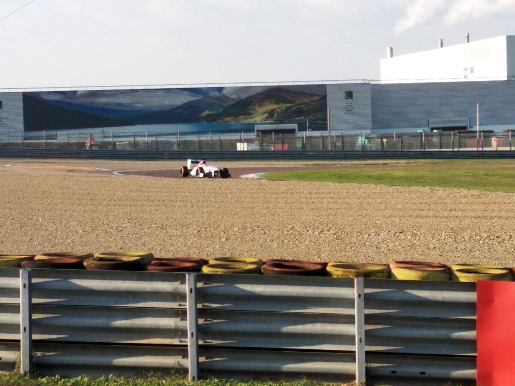 F1 | Tatiana Calderon ha completato due giorni di test a Fiorano 1