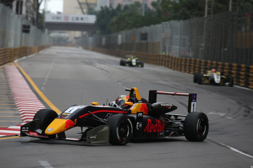 GP Macao, day 1: pole provvisorie per Hickman e Ticktum