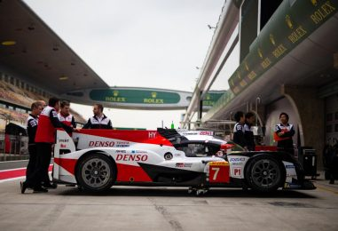 WEC | Shanghai: 1-2 Toyota in qualifica, ma Rebellion è vicina