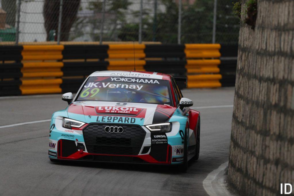 WTCR | Macao: Vernay e Muller beffano Huff in gara-1, Tarquini quarto