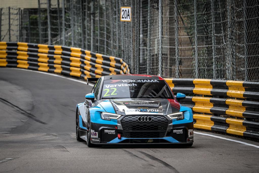 WTCR | Macao: Vervisch vince gara-2, Muller è terzo e riduce le distanze