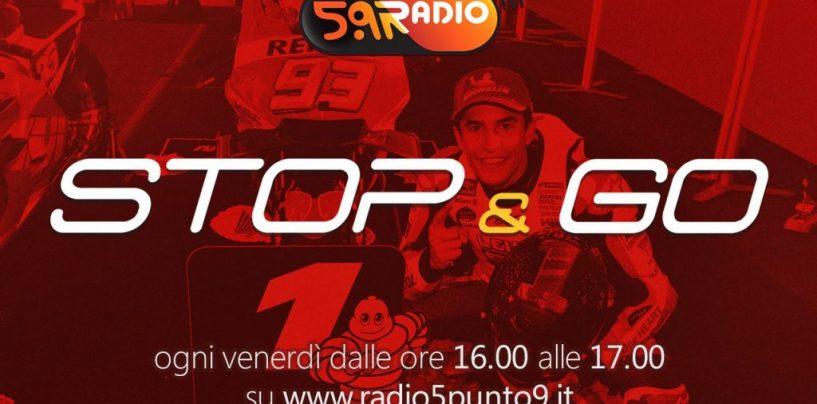 """<span class=""""entry-title-primary"""">""""Stop&Go"""" live venerdì 14 dicembre alle ore 16.00 su Radio 5.9</span> <span class=""""entry-subtitle"""">La trasmissione di P300 in diretta fino alle 17</span>"""