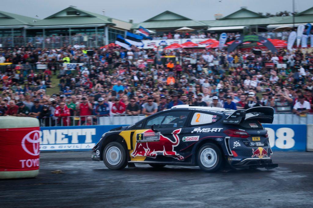 WRC | Ford conferma Evans e Suninen per la stagione 2019