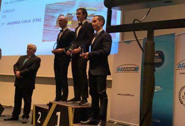 Bicampione FIA-CEZ!