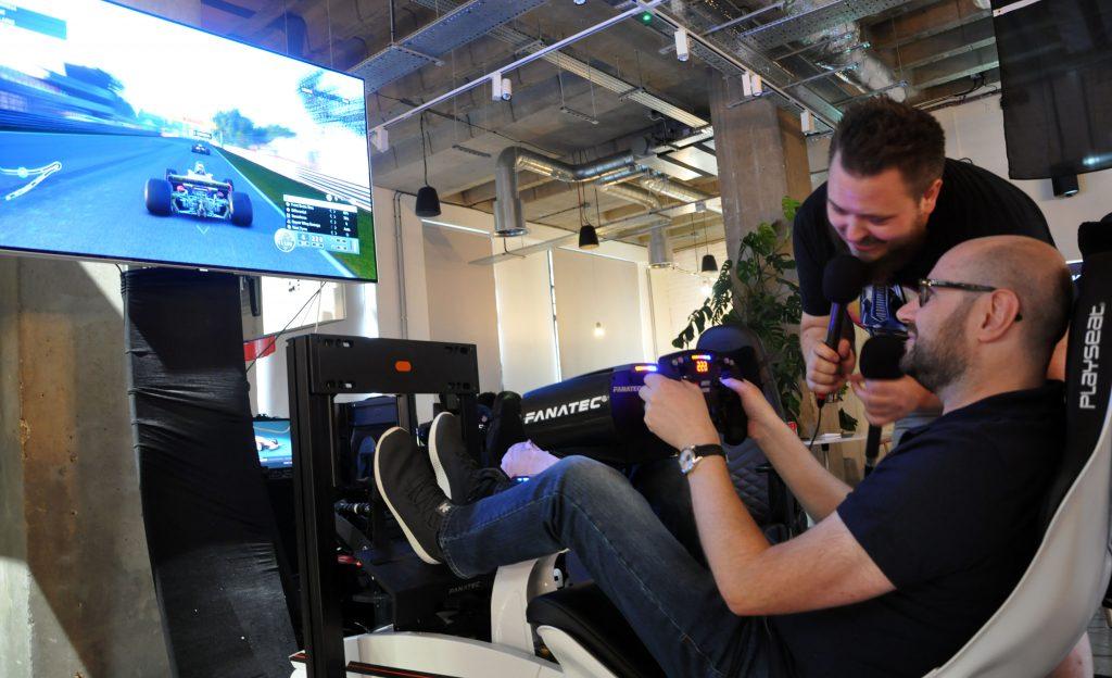 La Formula 1 che vorrei... in un videogioco