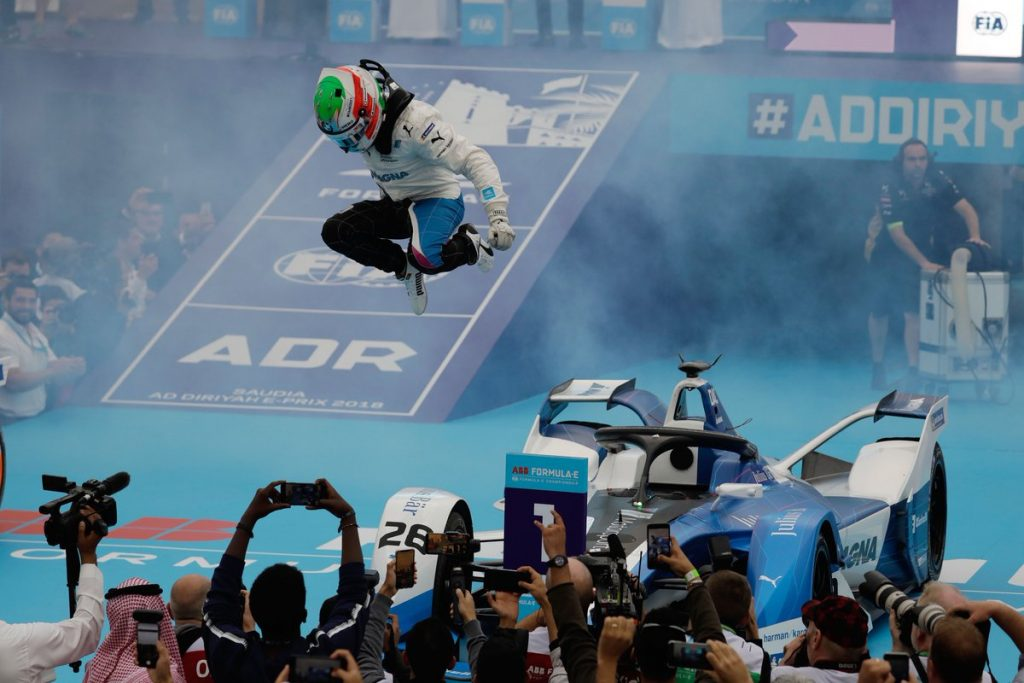 Formula E   Ad-Diriyah: BMW vince al debutto con da Costa!