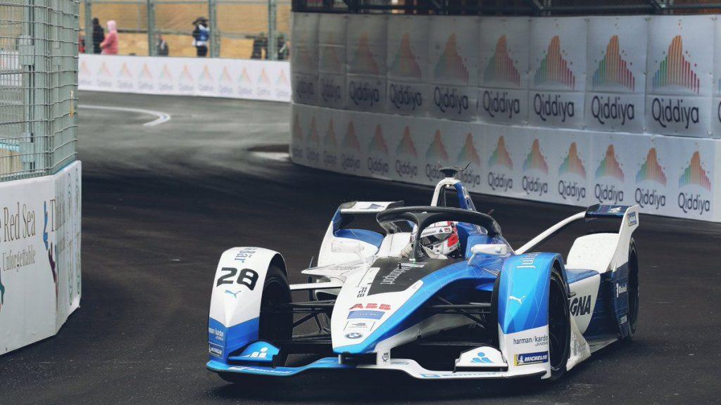 Formula E   Ad-Diriyah: da Costa e BMW segnano la prima pole della nuova era