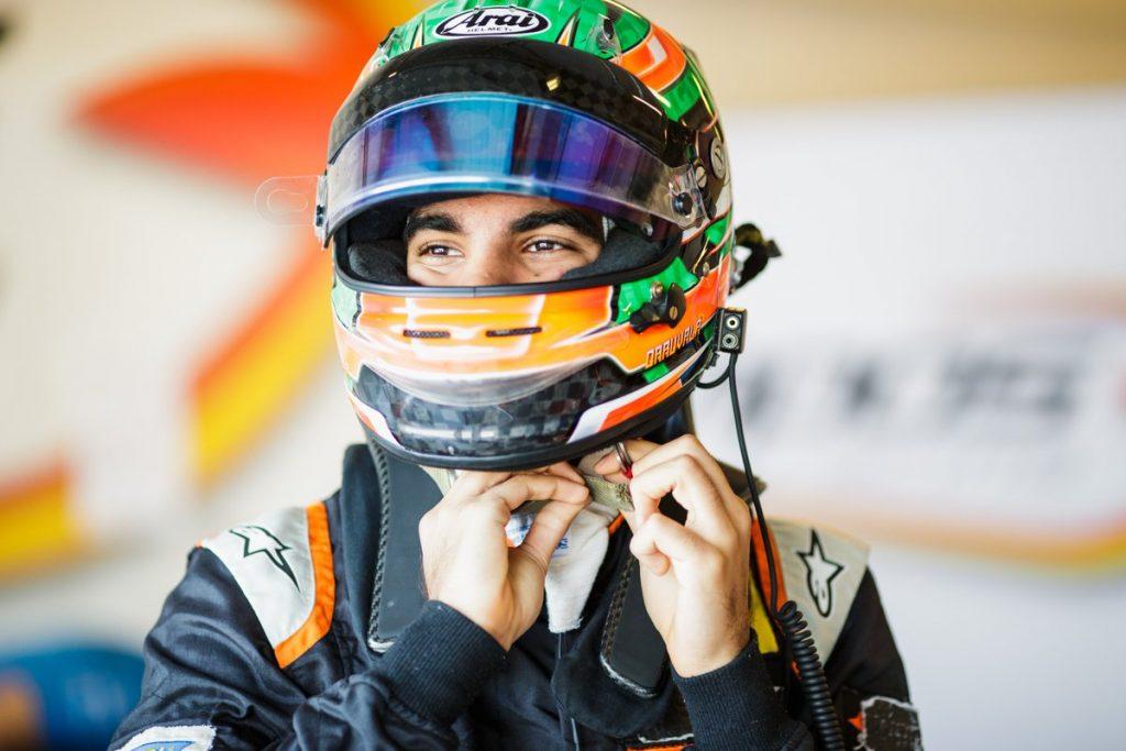 GP3 | Daruvala il più veloce nell'ultima giornata, Kari resta leader